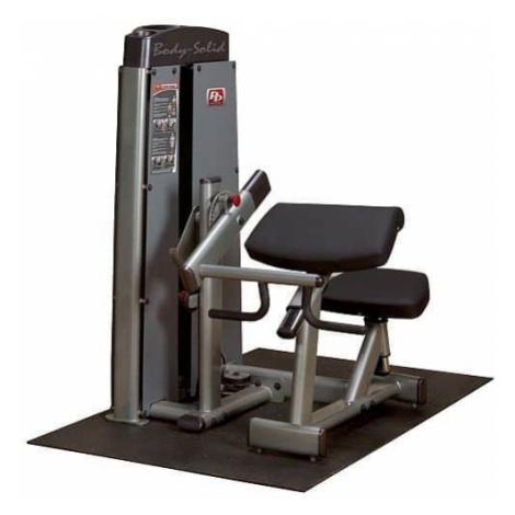 Body Solid Bicep a Tricep DBTC-SF - stroj na biceps a triceps