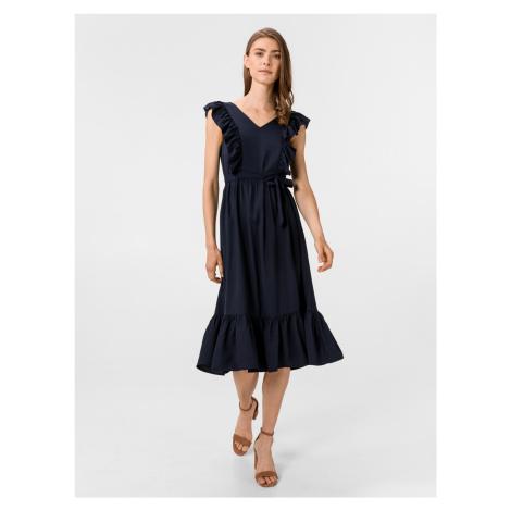 Odette Šaty Vero Moda Modrá
