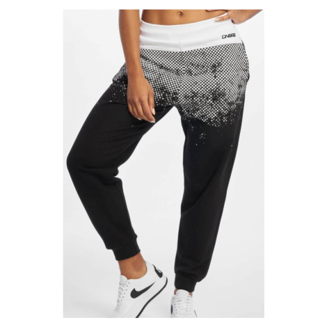 Tepláky Dangerous DNGRS / Sweat Pant Fawn in black