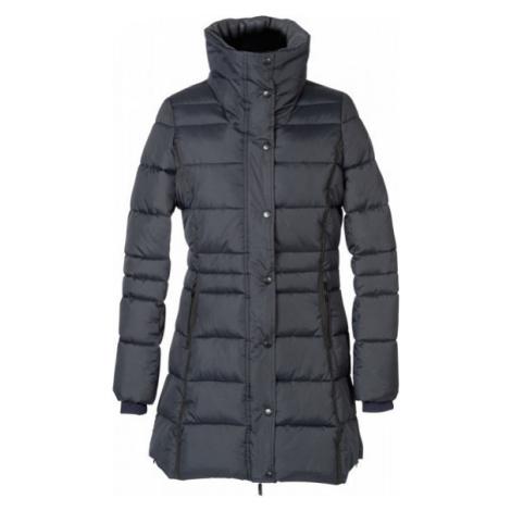 Kabát zimní jezdecký Capuc PFIFF, dámský, tmavě modrý