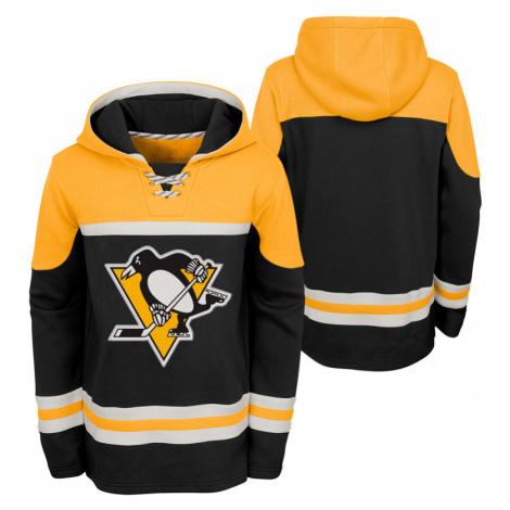 Dětská hokejová mikina s kapucí NHL Pittsburgh Penguins, Outerstuff