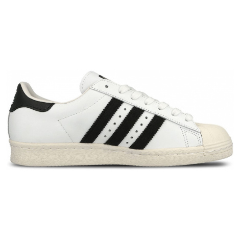 Adidas Superstar 80s bílé G61070
