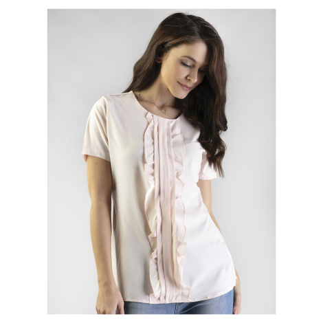TXM LADY'S BLOUSE SHORT SLEEVE