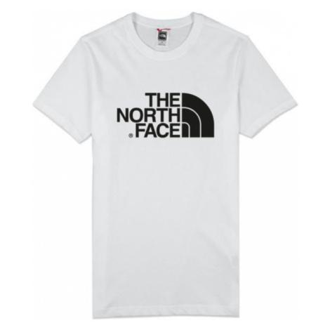 TRIKO THE NORTH FACE EASY S/S - bílá