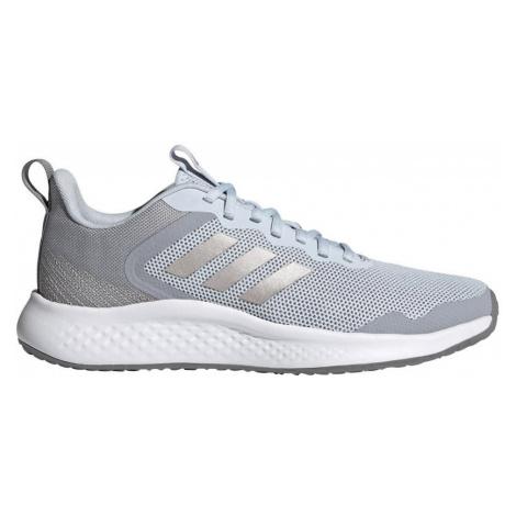 Dámská běžecká obuv adidas Fluidstreet Šedá / Bílá