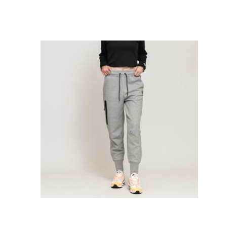 Nike W NSW Tech Fleece Pant HR melange šedé