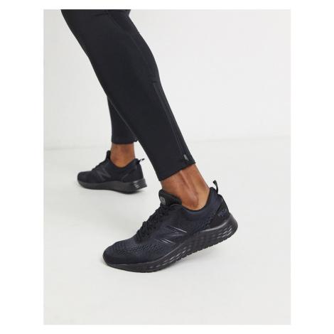 New Balance freshfoam arishi trainers in black