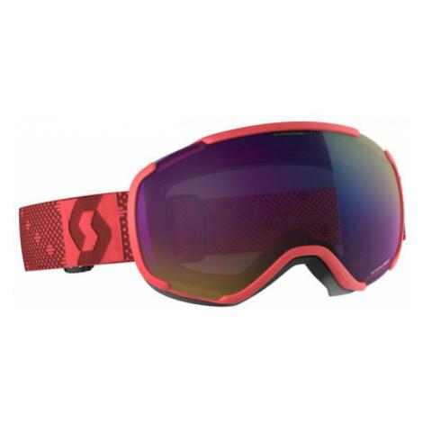 Scott FAZE II růžová - Lyžařské brýle