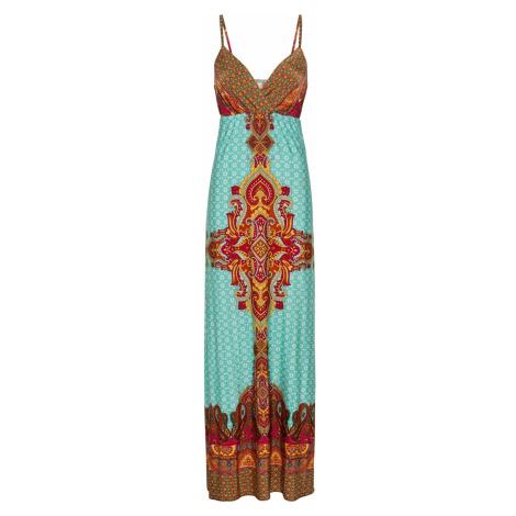 Dlouhé letní šaty Bonprix