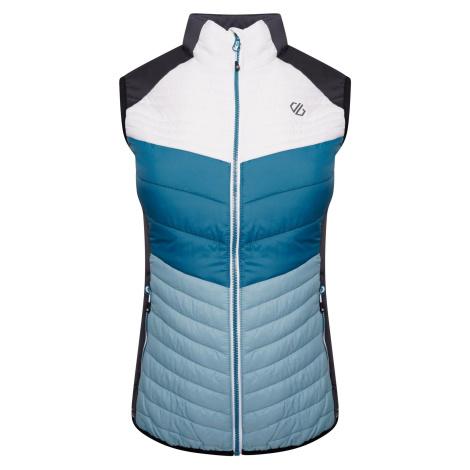 Dámská prošívaná vesta Dare2b SURMOUNT modrá Dare 2b
