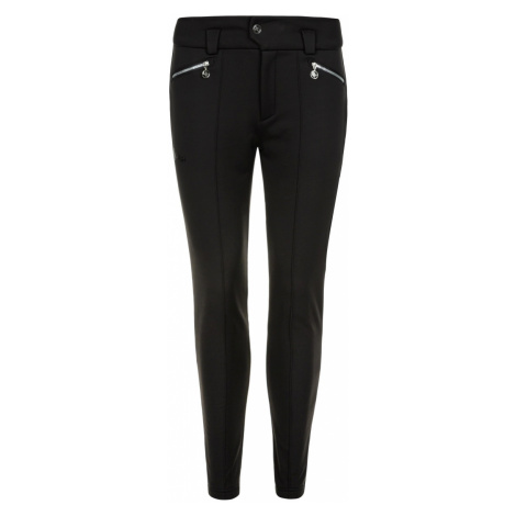 Dámské kalhoty KILPI MAURA-W černá