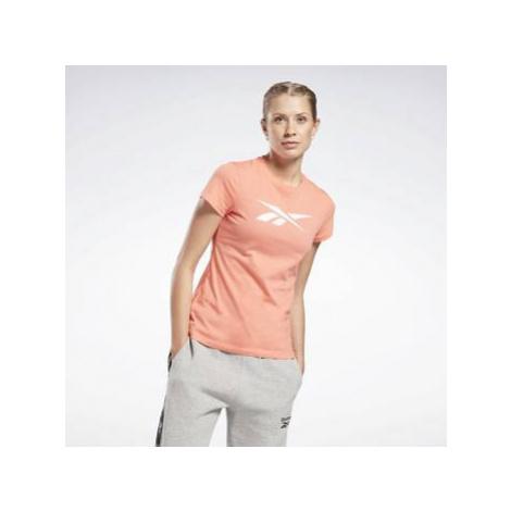 Reebok Sport Training Essentials Vector Graphic T-Shirt Červená