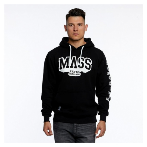 Mass Denim Sweatshirt Hassle Hoody black