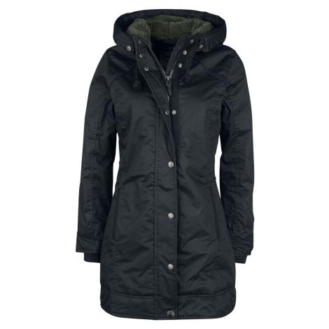 Brandit Luca Girls Parka Dámská zimní bunda černá