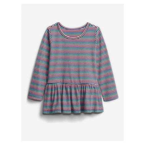 Šaty dětské GAP Barevná