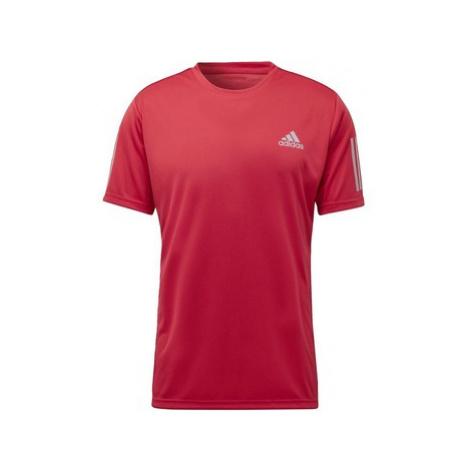 Adidas Tričko 3-Stripes Club Růžová