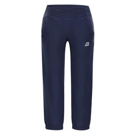 Dětské kalhoty Alpine Pro SESTO 3 - tmavě modrá