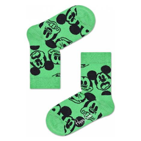 Kids Disney Face It, Mickey Sock Happy Socks
