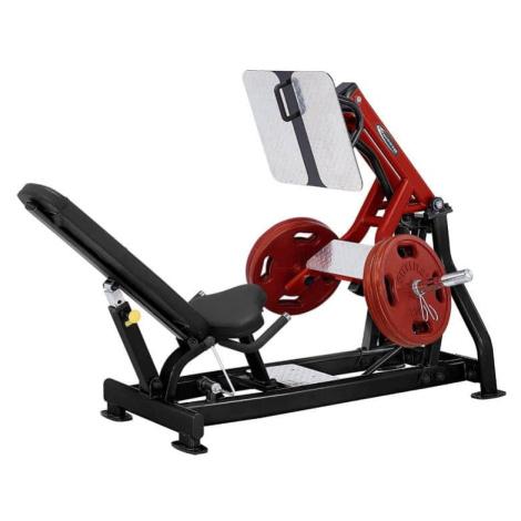 Leg Press Steelflex Plateload Line PLLP Barva černo-červená