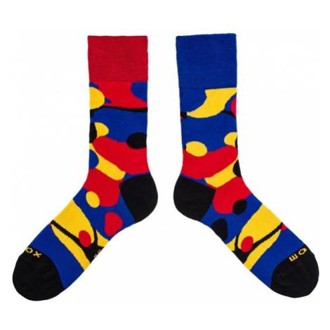 Ponožky Soccus Orbis Navy Woox
