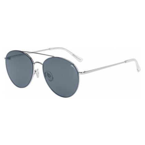 RELAX Ombo Uni sluneční brýle R2343A stříbrná 20L