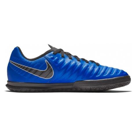 Dětské kopačky Nike Jr. Legendx 7 Club IC Modrá