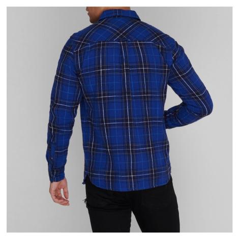 Pánská košile SoulCal Flannel Soulcal & Co