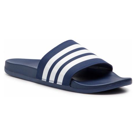 Nazouváky adidas - adilette Comfort B42114 Dk Blue/Ftwwht/Dk Blue