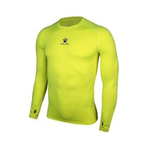 Tričko Kelme NORTH Žlutá