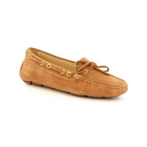 Leonardo Shoes 7502 SOFTY PHARD Béžová