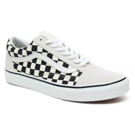 Boty Vans Old Skool checkerboard white-black