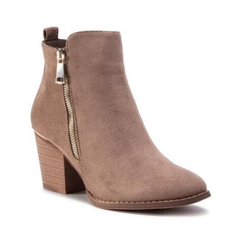 Kotníkové boty Jenny Fairy WS19226-05 Látka/-Látka