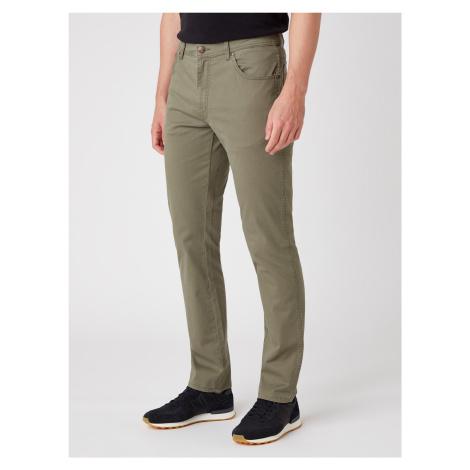Texas Kalhoty Wrangler Zelená