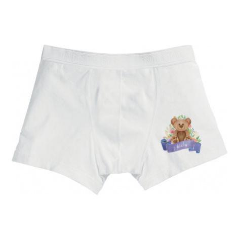 Pánské boxerky Medvídek