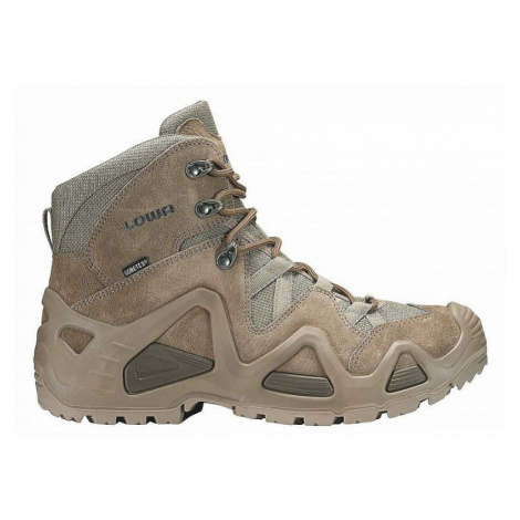 Vojenské boty LOWA Zephyr GTX MID TF coyote UK