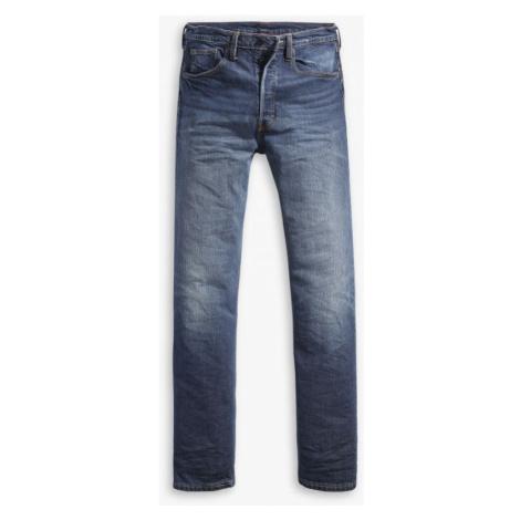 Levis kalhoty levis skate 501 stf 5 pocket se - modrá Levi´s