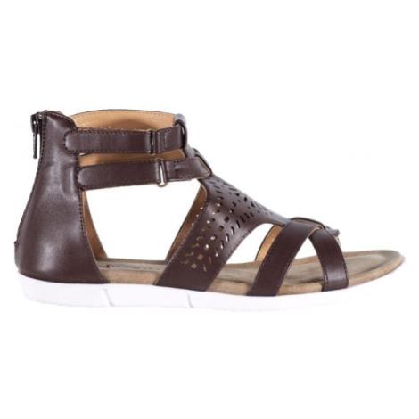 Avenue MOSS hnědá - Dámské sandály