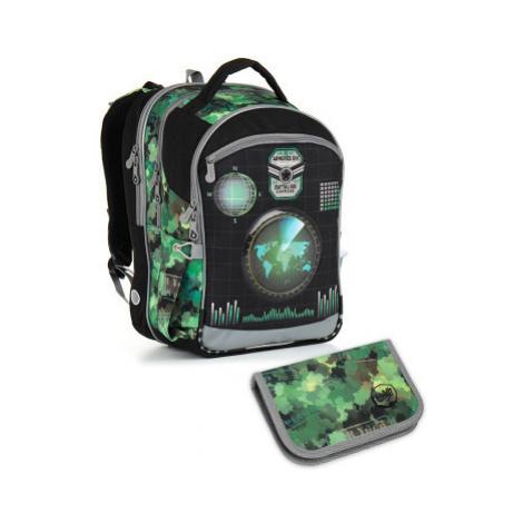 Školní batoh a penál TOPGAL - CHI 883 E + CHI 919