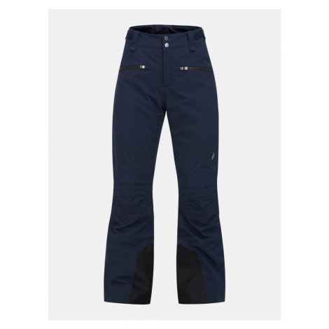 Kalhoty Peak Performance W Scoot Pants - Modrá