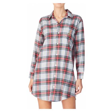 Ralph Lauren dlouhá košile ILN31749 606 - Vícebarevné