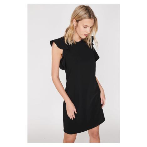 Koton Women Black Dress