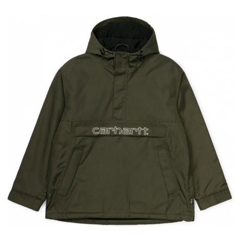 Carhartt WIP Visner Pullover - Cypress / Wax zelené I026795_63_00