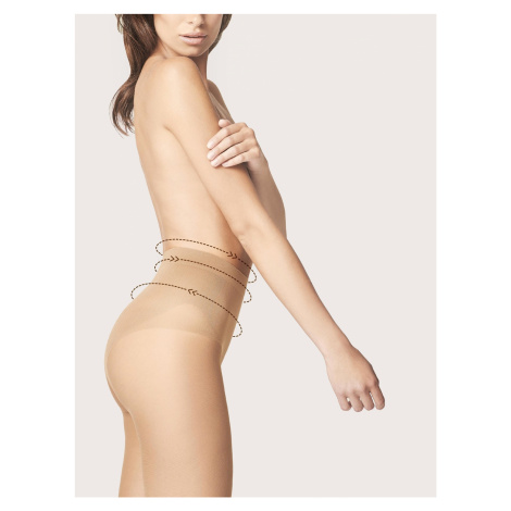 Dámské punčochové kalhoty Fiore Body Care Bikini Fit M 5112 20 den light natural/odstín béžové