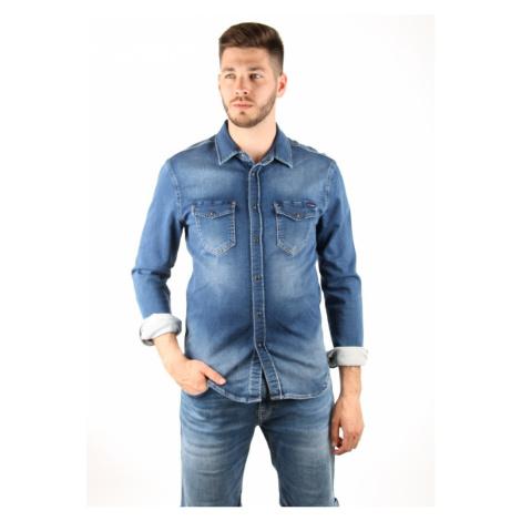 Pepe Jeans pánská džínová košile