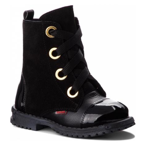 Kozačky ZARRO - 143/01 M Černá Zarro obuv