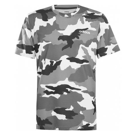 Pánské maskáčové tričko Adidas