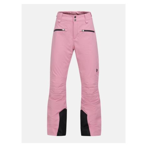 Kalhoty Peak Performance W Scoot Pants - Růžová