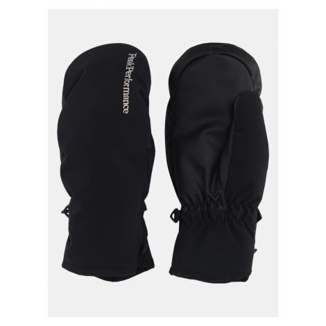 Rukavice Peak Performance Jrunite Mi Gloves - Černá