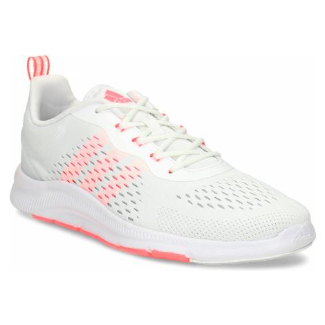 Dámské sportovní tenisky s lososově oranžovými detaily Adidas