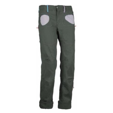 E9 kalhoty dámské Onda Cuff - W20, tm. šedá